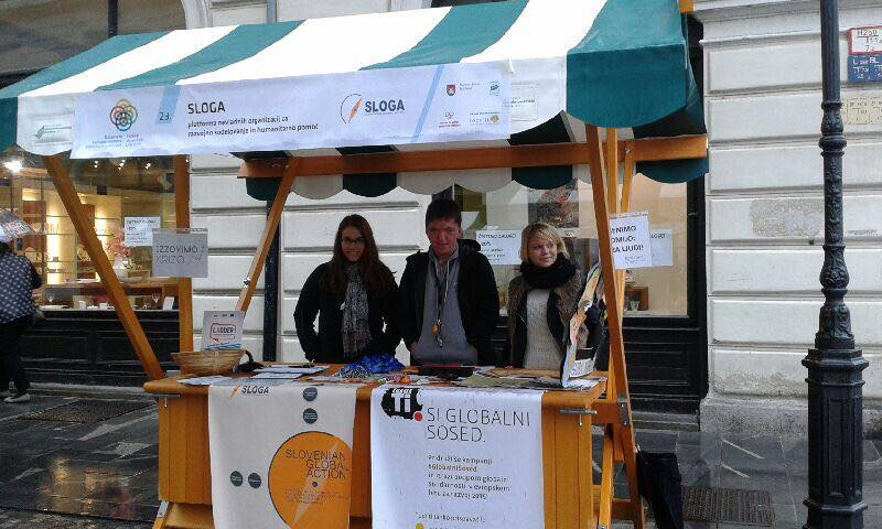 SLOGA na Festivalu slovenskih LAS