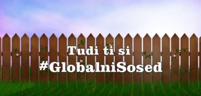 Tudi ti si globalni sosed
