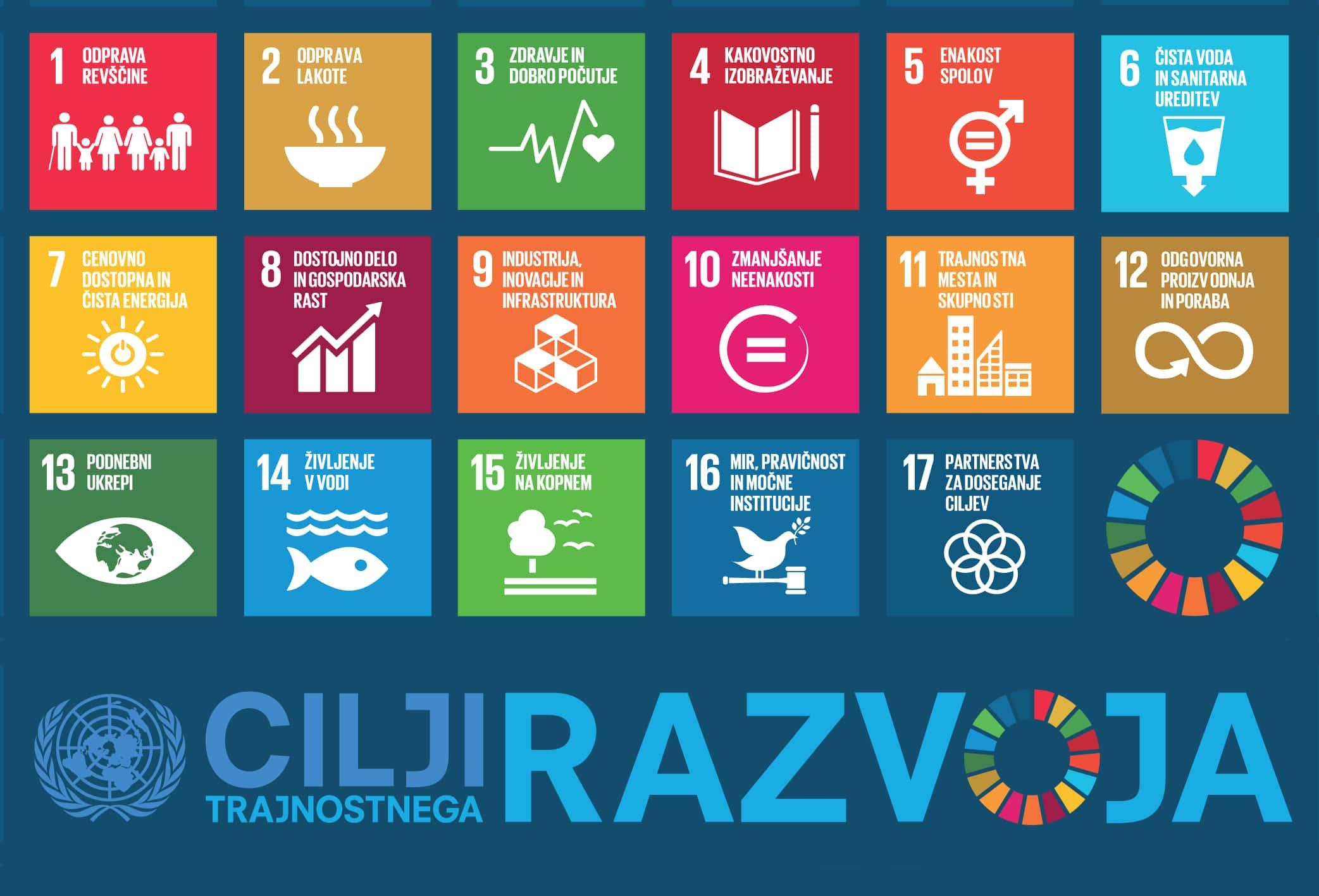 Uresničevanje trajnostnih ciljev Agende 2030 v Sloveniji