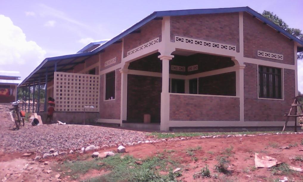 ADRA Slovenija zgradila šolo v Burundiju