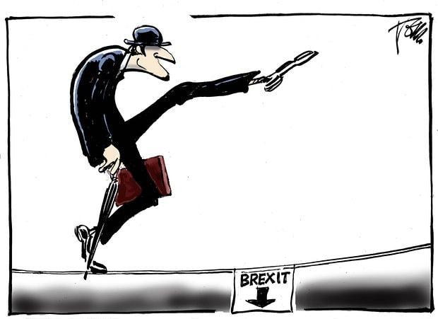 Izstop Velike Britanije iz Evropske unije še ne pomeni manj Evrope