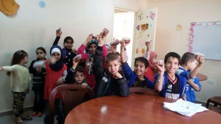 Zavod KROG v libanonskem begunskem centru