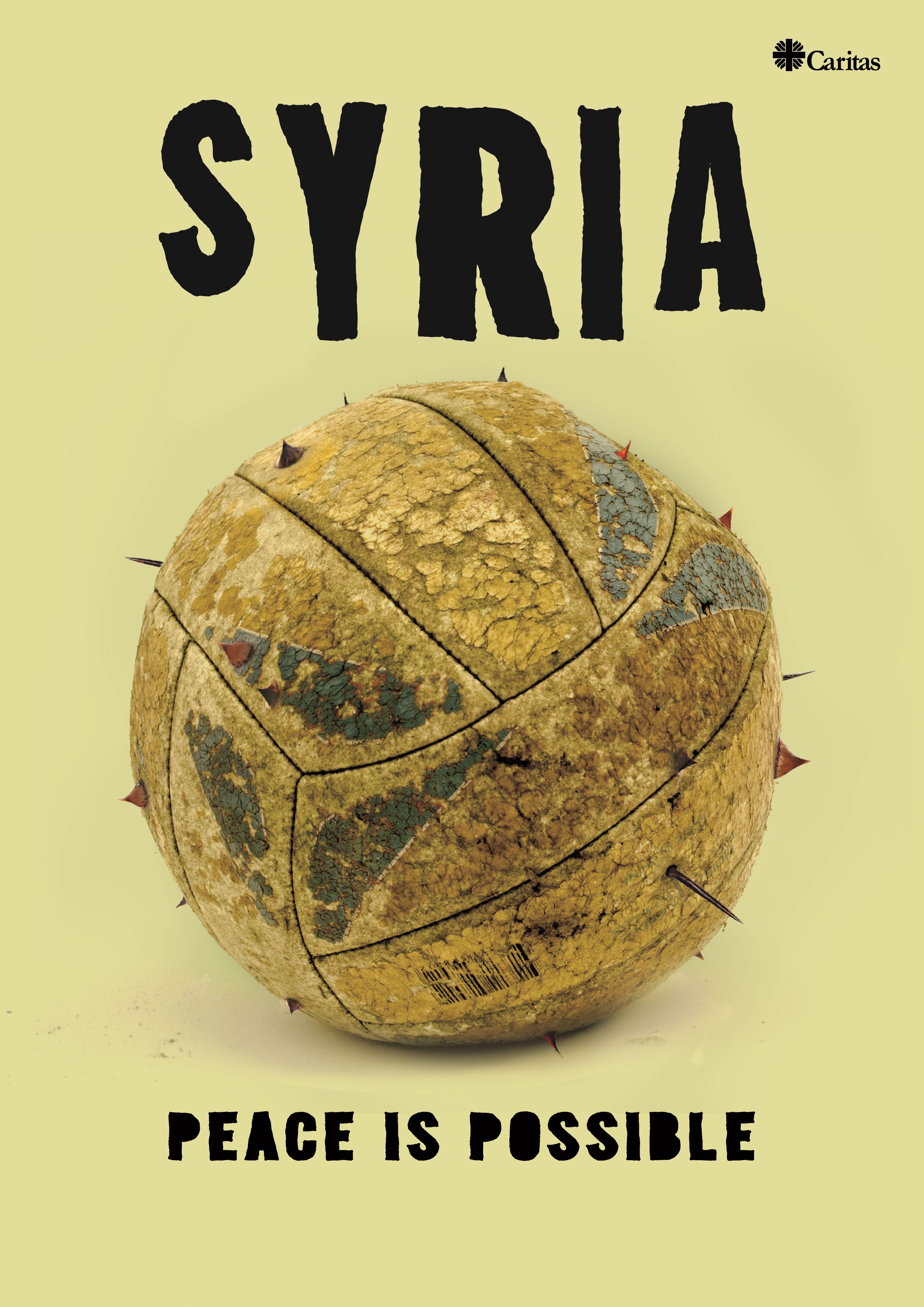 Začetek kampanje mreže Caritas Internationalis za mir v Siriji