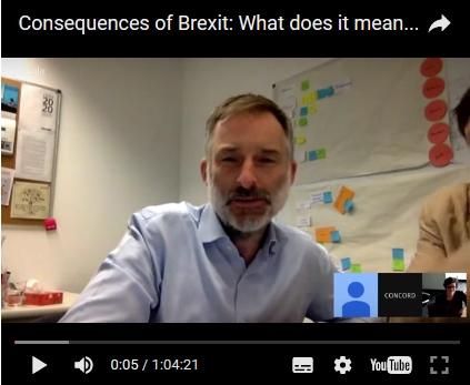 CONCORD-ov seminar o Brexitu