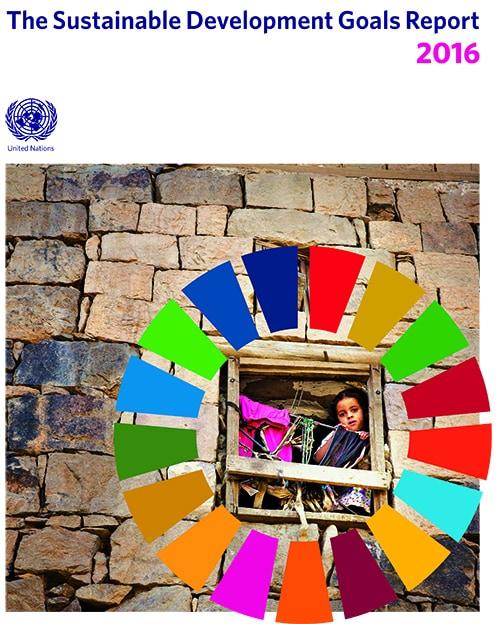 Prvo poročilo o doseganju ciljev trajnostnega razvoja