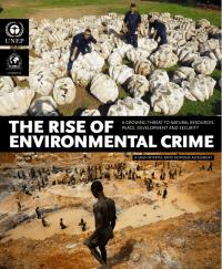 Okoljski kriminal raste trikrat hitreje od svetovnega BDP-ja