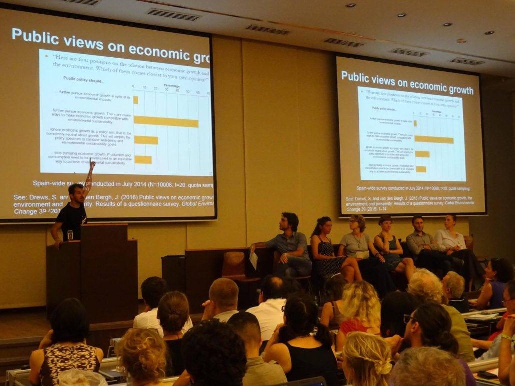 Konferenca o odrasti: nove vizije okoljske in socialne pravičnosti