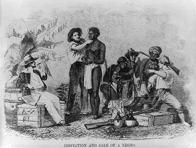 23. avgust – mednarodni dan spomina na trgovino s sužnji in njegovo odpravo