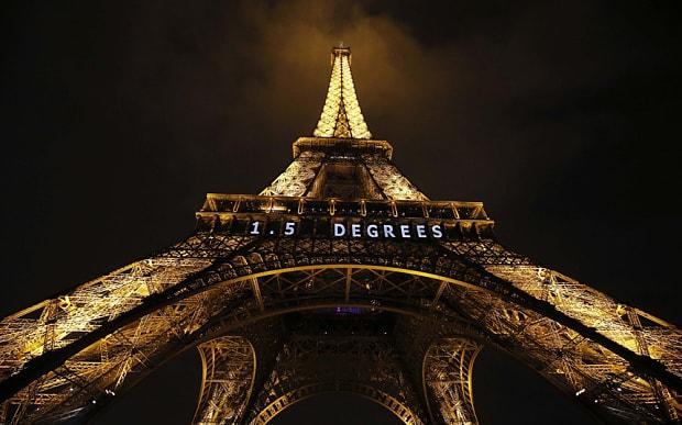 Pariški podnebni sporazum od danes v veljavi