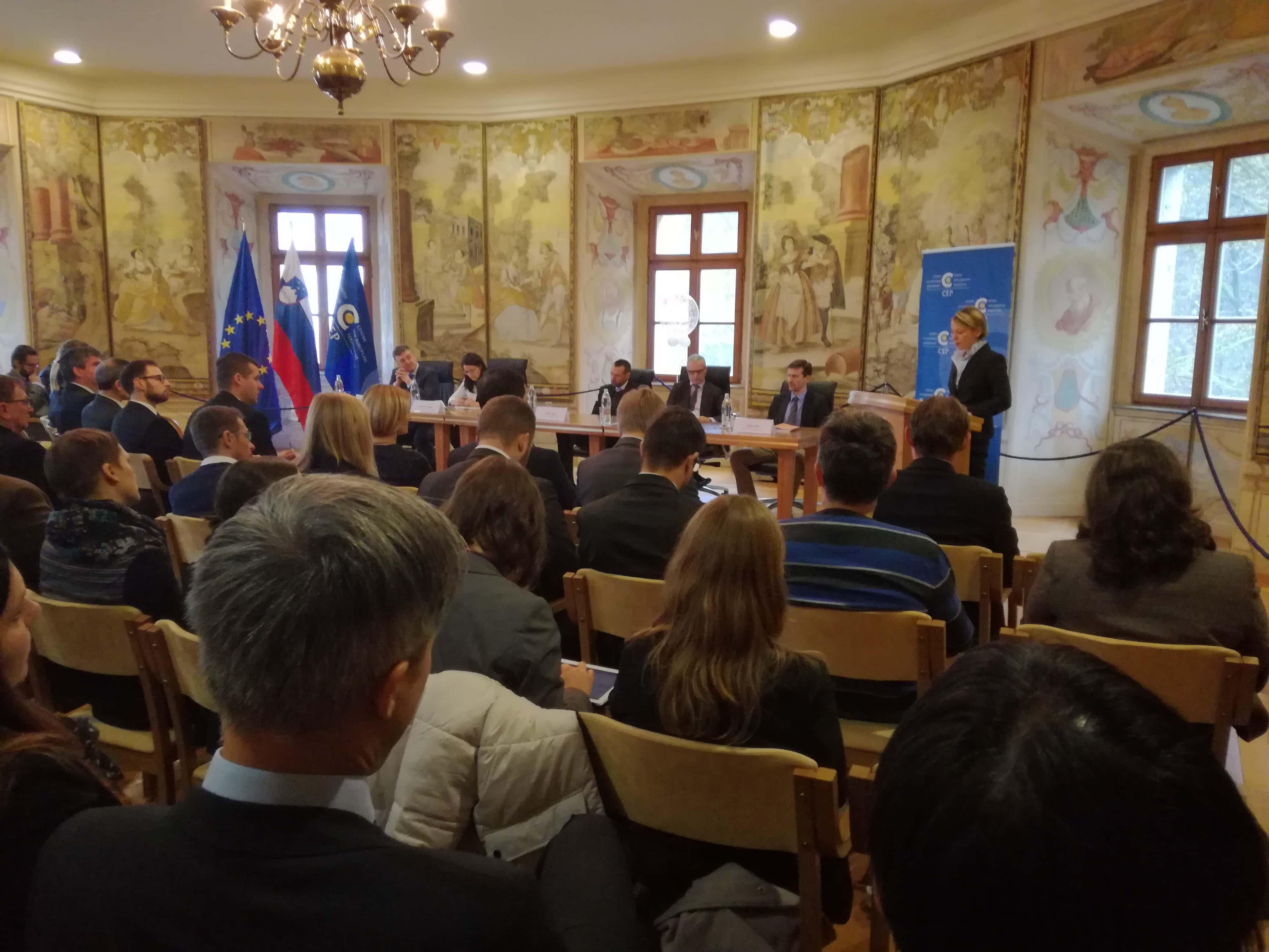 Okrogla miza Centra za evropsko prihodnost