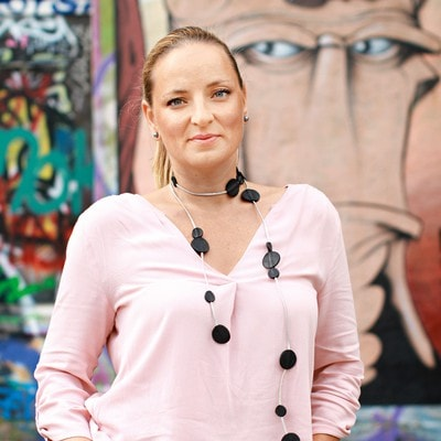 Katarina Bervar Sternad kandidatka za Slovenko leta 2016