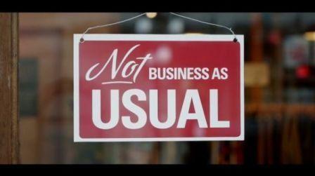Projekcija filma Not Business As Usual in pogovor o etičnem nakupovanju