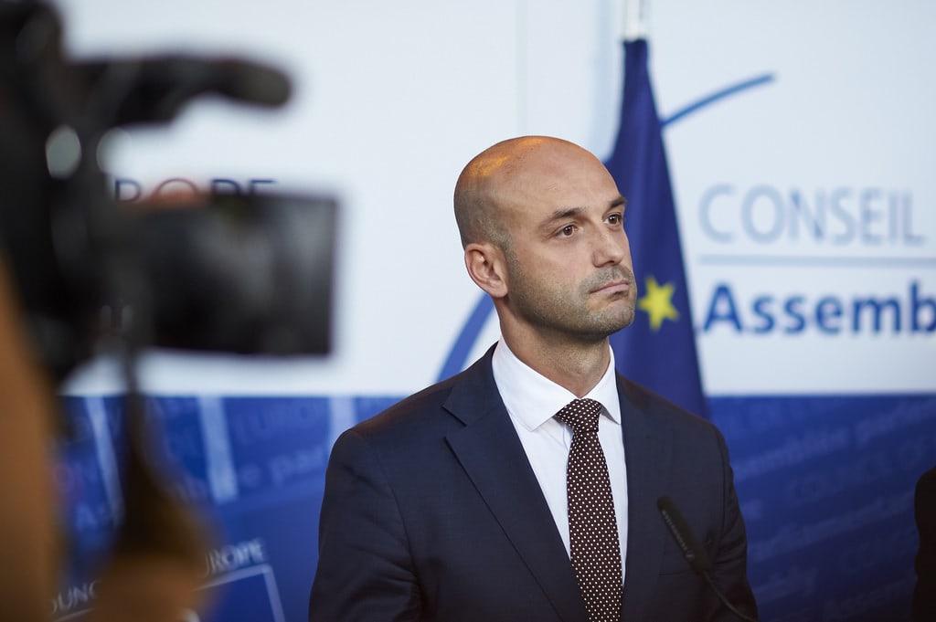 Srečanje s posebnim predstavnikom generalnega sekretarja Sveta Evrope za migracije in begunce