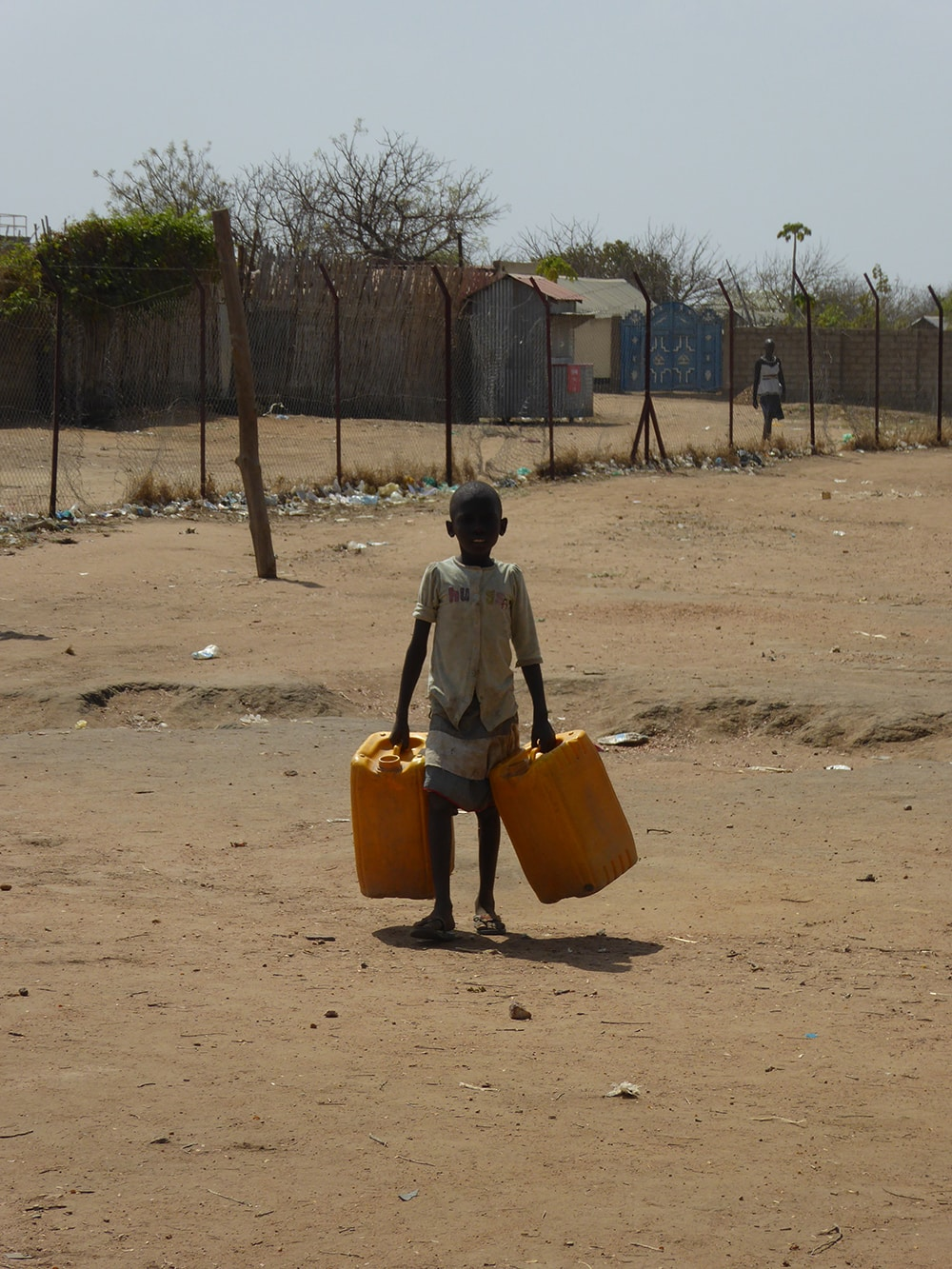 Za kar četrtino otrok na svetu bo do leta 2040 omejen dostop do vode