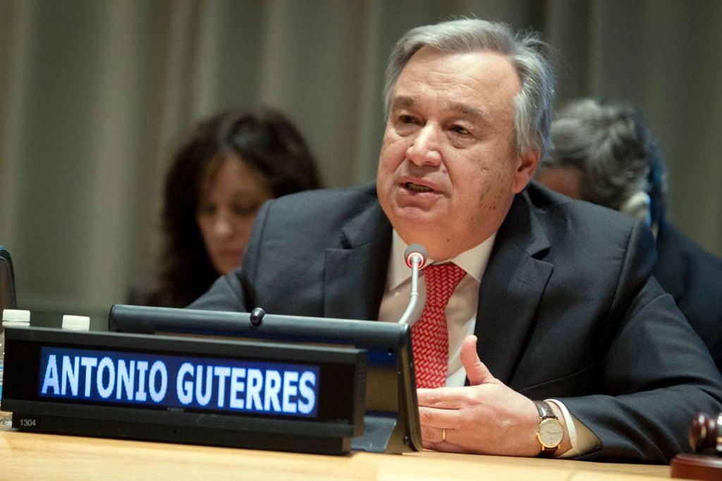 Generalni sekretar Združenih narodov António Guterres: Sporočilo ob mednarodnem dnevu žensk