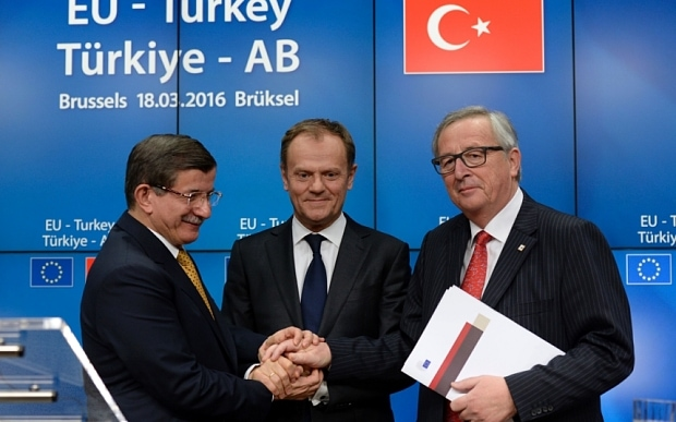 Podatkovni list EK ob obletnici dogovora EU-Turčija