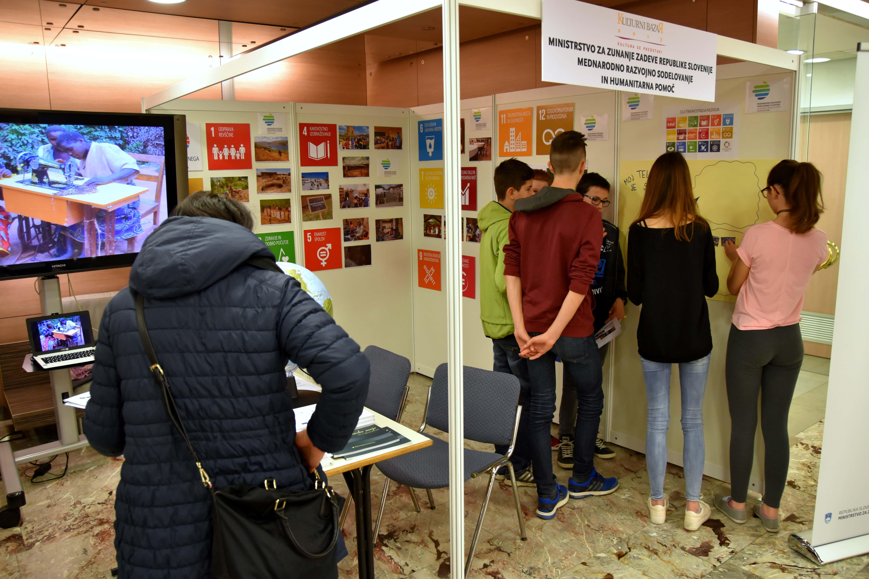 Na kulturnem bazarju 2017 tudi o pomenu mednarodnega razvojnega sodelovanja