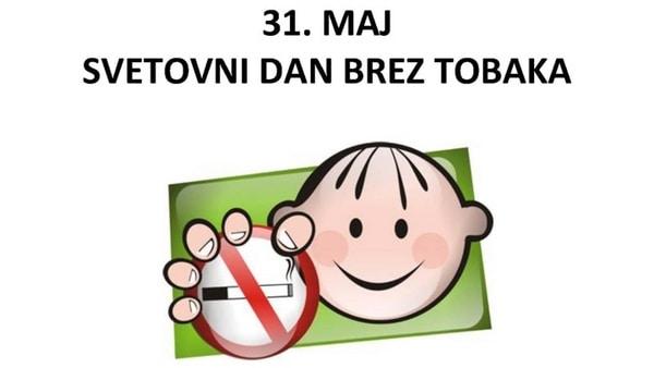 Tobak je grožnja razvoju, opozarja Svetovna zdravstvena organizacija