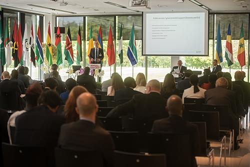 Sogovorniki na Dnevu Afrike iskali odgovore na ključne izzive pred Afriko in Evropo