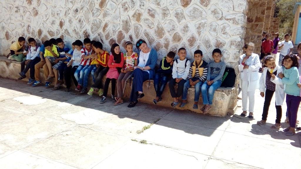 Slovenska filantropija v Maroku