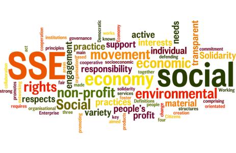 Primerjalna študija Preobrazbena ekonomija: izzivi in omejitve socialne in solidarnostne ekonomije
