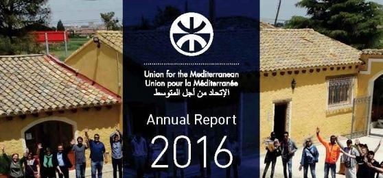 Letno poročilo Unije za Sredozemlje