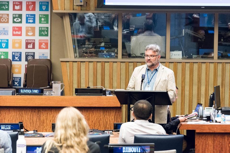 Skladnost politik in opolnomočena civilna družba za izvajanje ciljev trajnostnega razvoja
