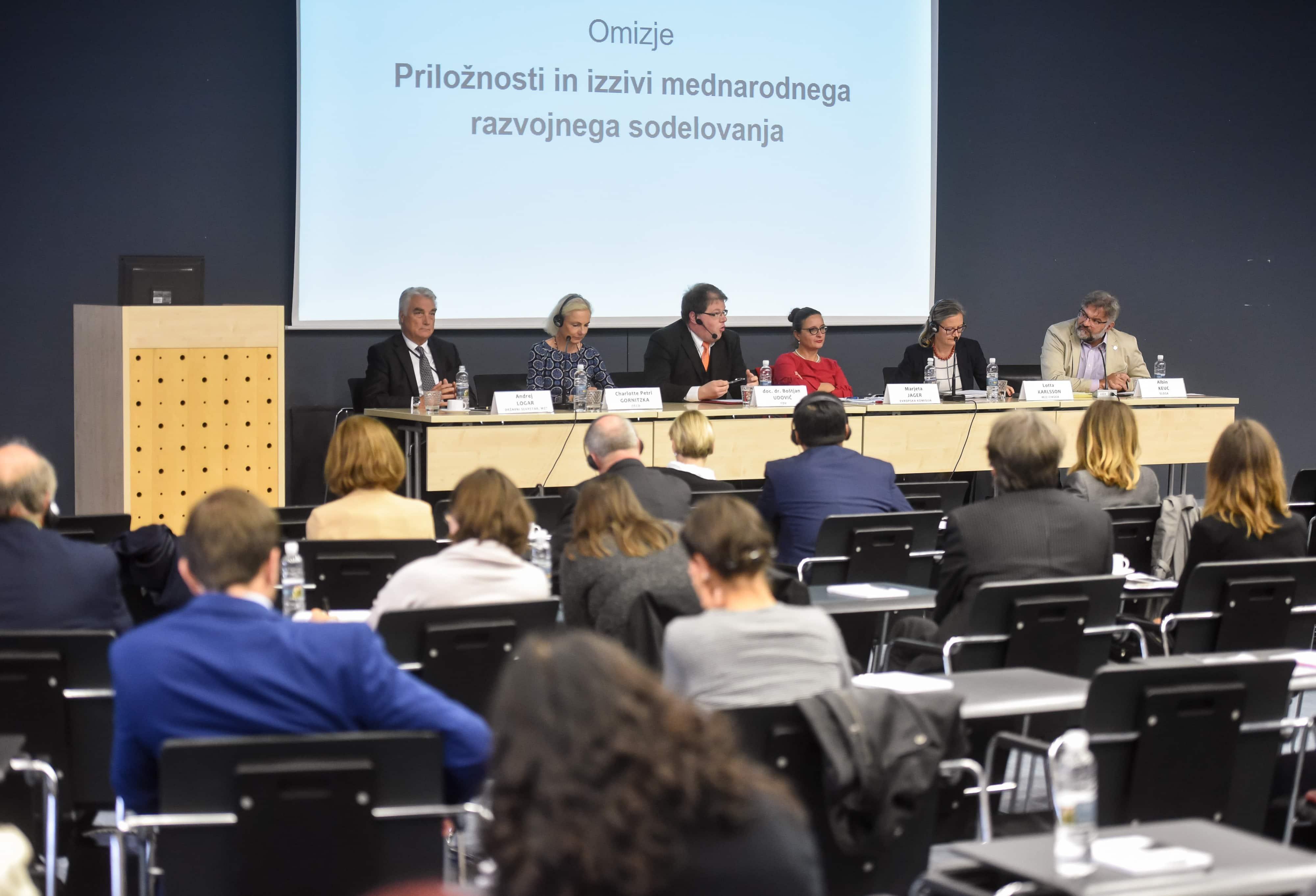 O izzivih in priložnostih na Slovenskih razvojnih dnevih 2017