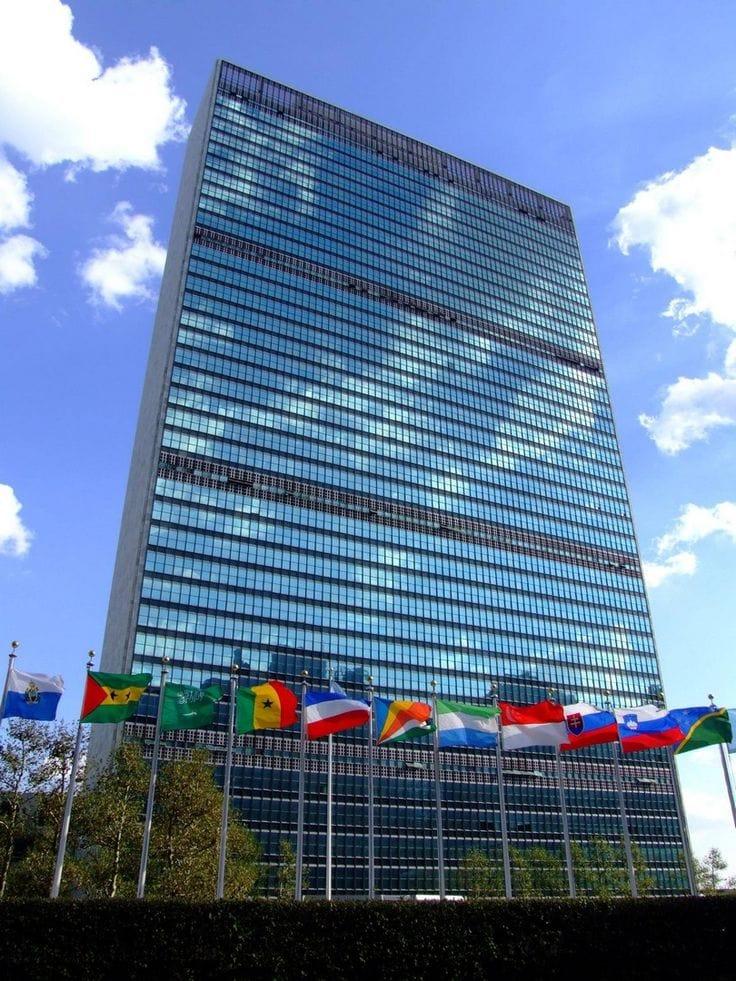 24. oktober – dan Organizacije združenih narodov