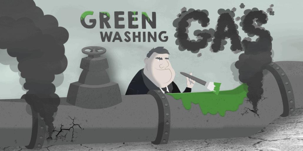 Zemeljski plin ni čisto fosilno gorivo!