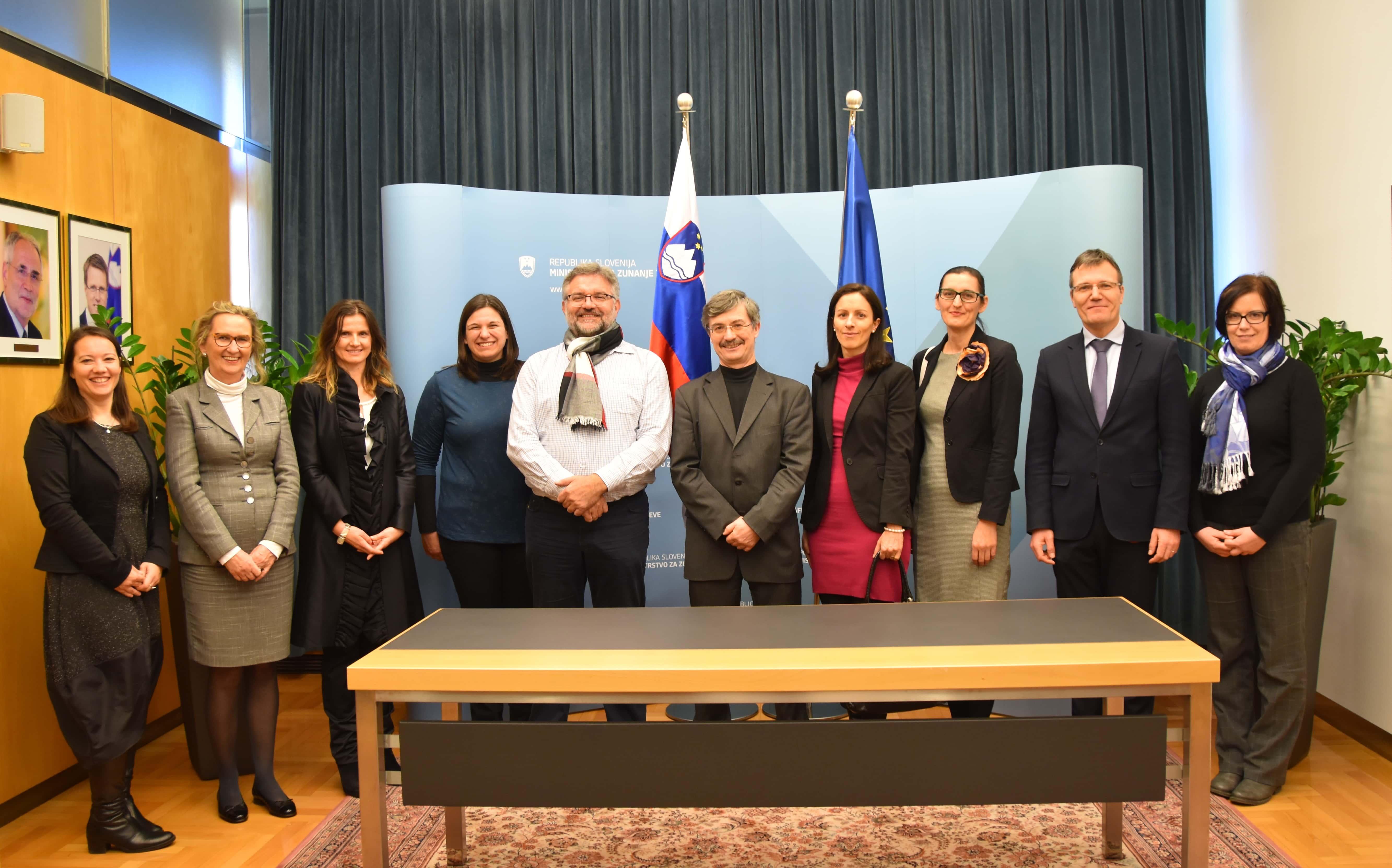 Slovenija podprla štiri razvojne projekte slovenskih nevladnih organizacij v Afriki in Sloveniji