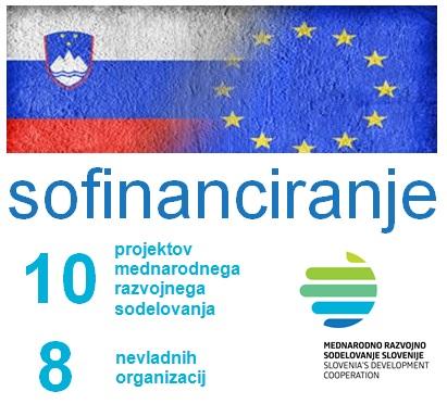 Izid javnega razpisa za sofinanciranje projektov nevladnih organizacij za leto 2017
