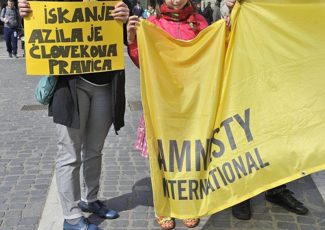 Letno poročilo Amnesty International za 2017: Sovražnost na ravni držav, a tudi nova doba družbenega aktivizma
