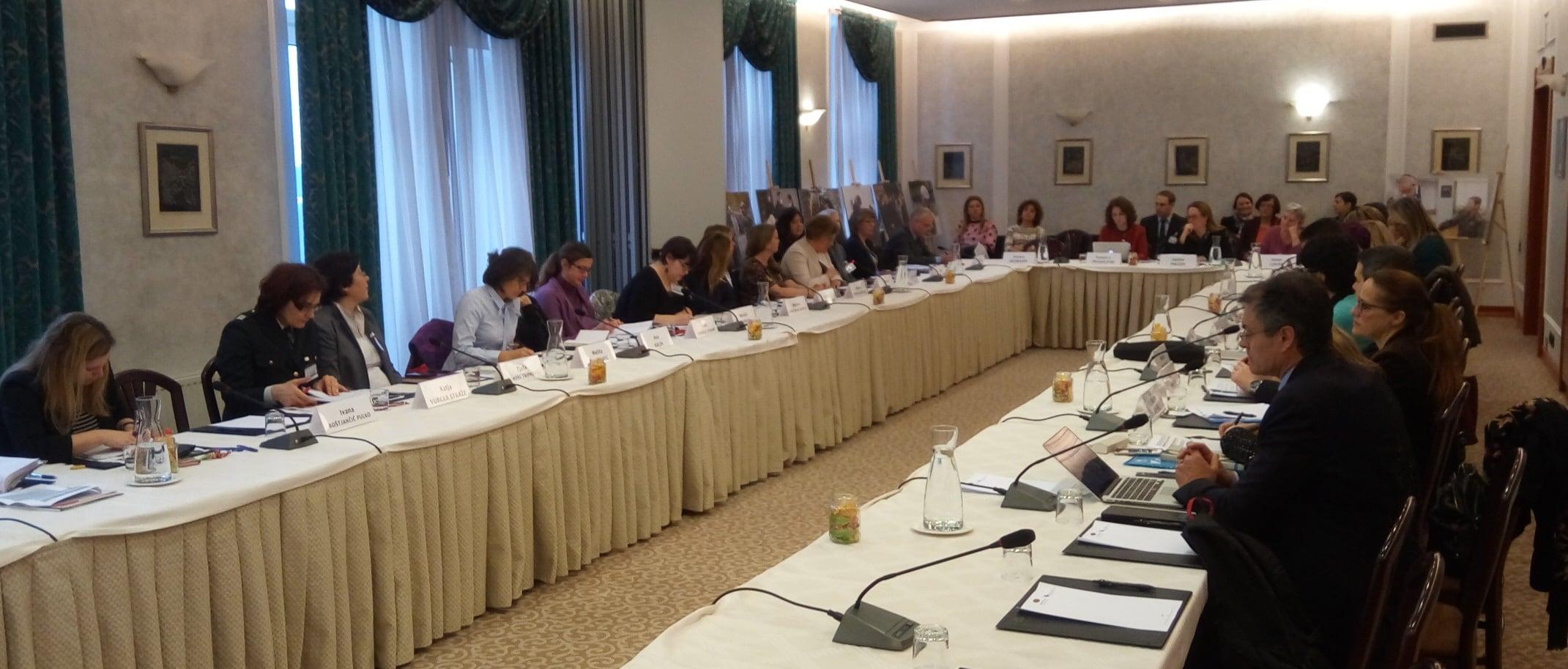Strokovni posvet o vlogi nacionalnih akcijskih načrtov pri promociji agende žensk, miru in varnosti