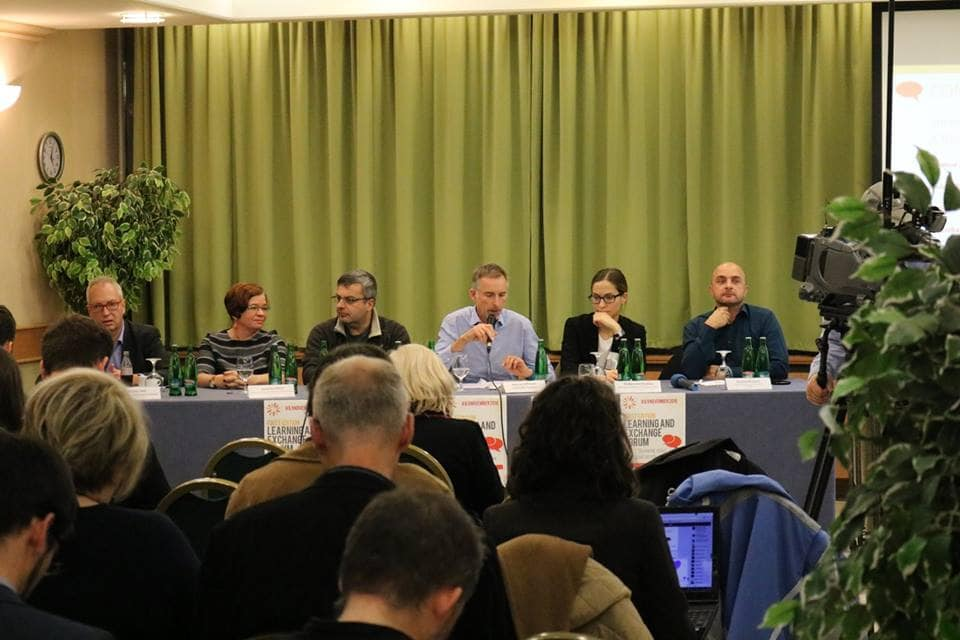 Forum on the Shrinking Space of Civil Society