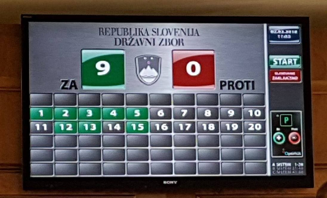 Parlamentarni odbor podprl zakon o NVO in proračunski sklad za NVO