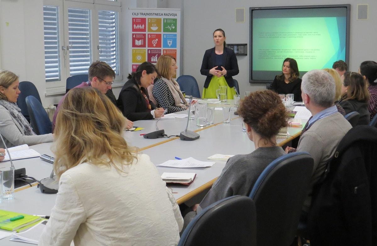 Enako in okoljsko – delavnica o presečnih temah mednarodnega razvojnega sodelovanja RS