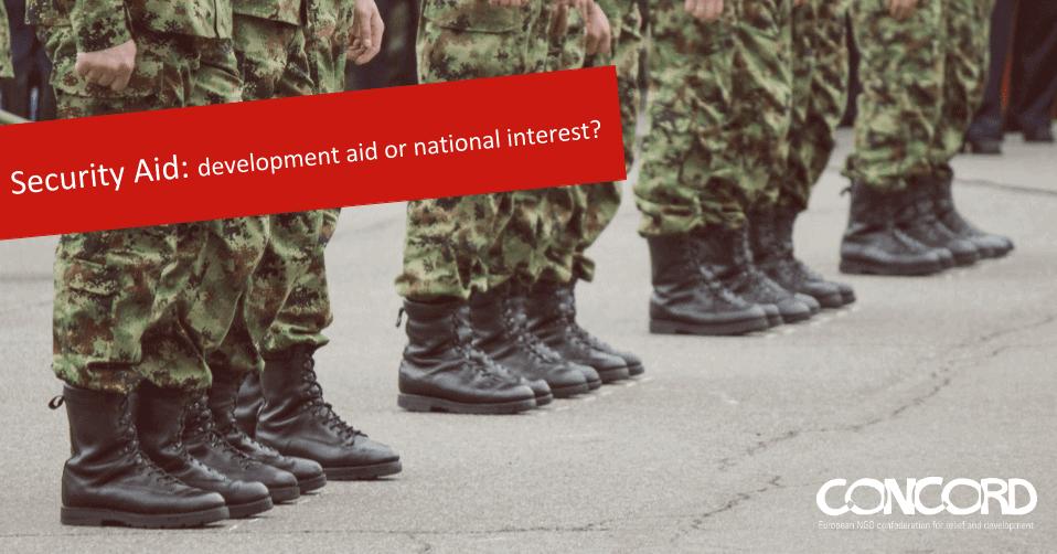EU: prioritizacija varnosti pred vzpostavljanjem miru negativno vpliva na razvojno pomoč