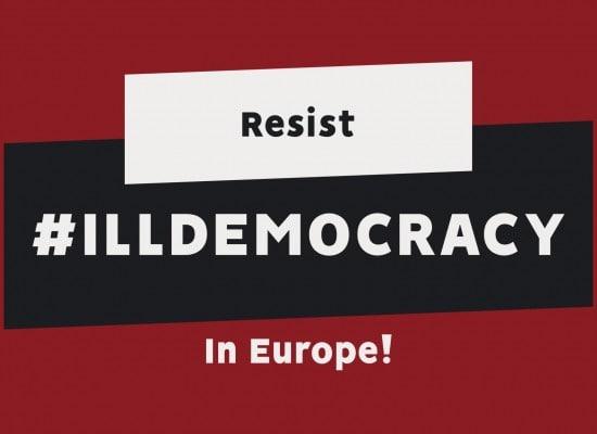 Poročilo o aliberalnih trendih v demokraciji razkriva lanskoletne slabe prakse