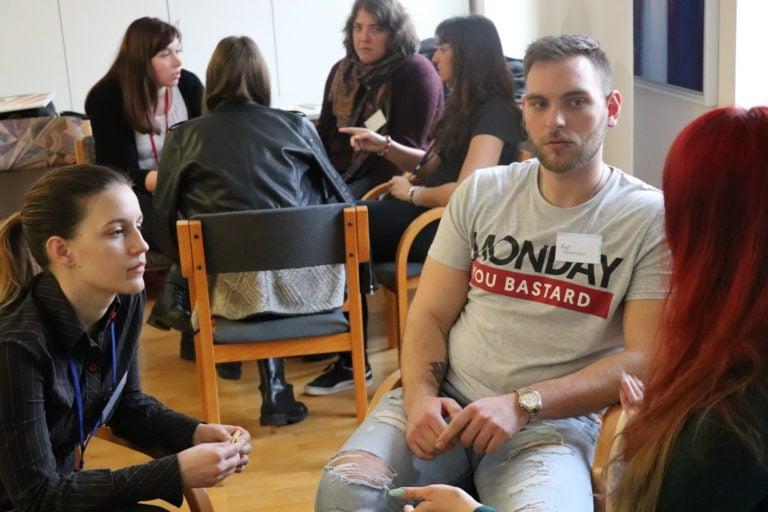 Mladi iz Slovenije, Srbije in BiH z nenasilno komunikacijo proti stereotipom in predsodkom