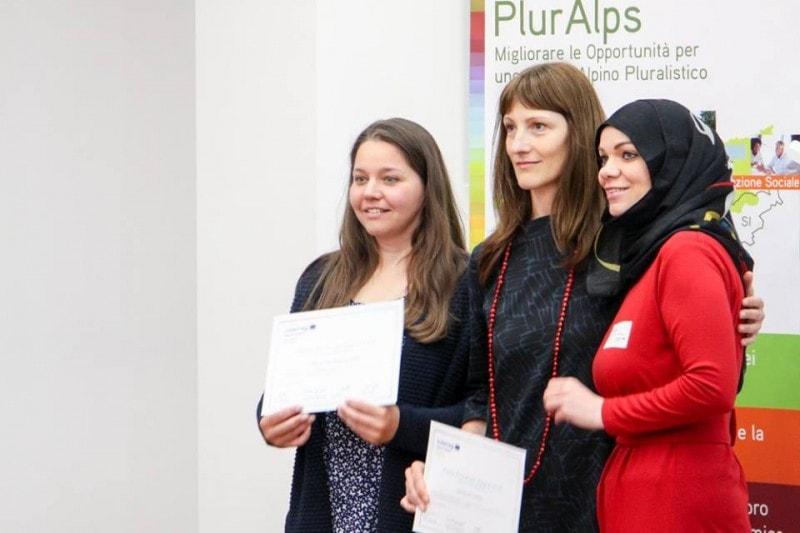Društvu UP mednarodna nagrada Alpine Pluralism Award 2018