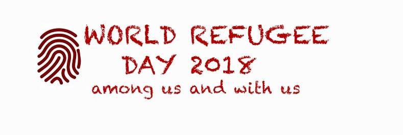 PRIJAVNICA ZA SODELOVANJE IN PREDSTAVITEV v sklopu Svetovnega dneva beguncev 2018 – MED NAMI IN Z NAMI