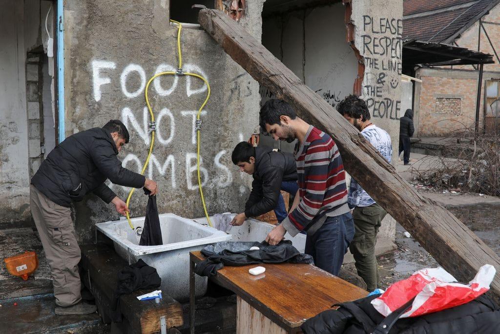 »V Sloveniji azila ni?« Poročilo Amnesty International