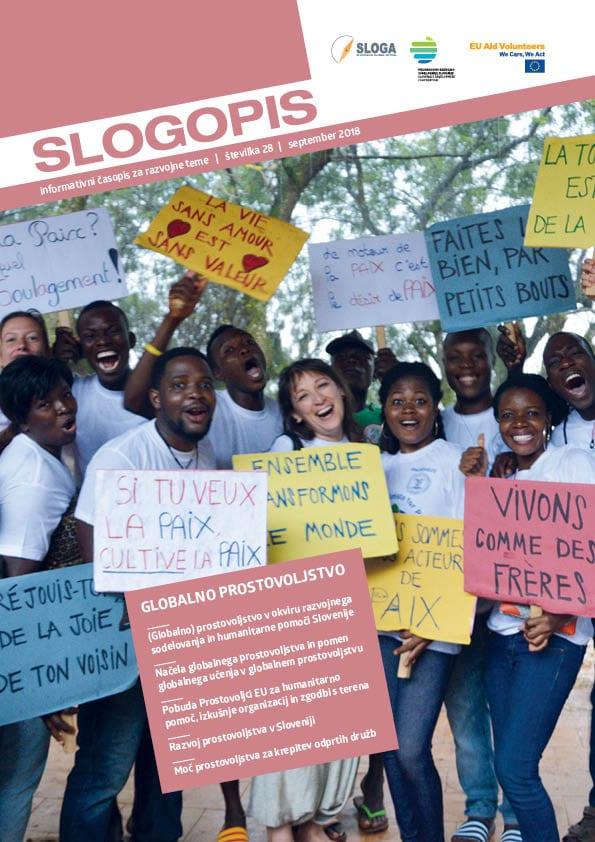 Nov Slogopis o globalnem prostovoljstvu: samo dobri nameni ne zadoščajo