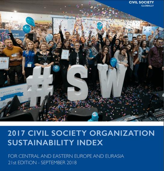 Indeks trajnosti organizacij civilne družbe – enaindvajsetič