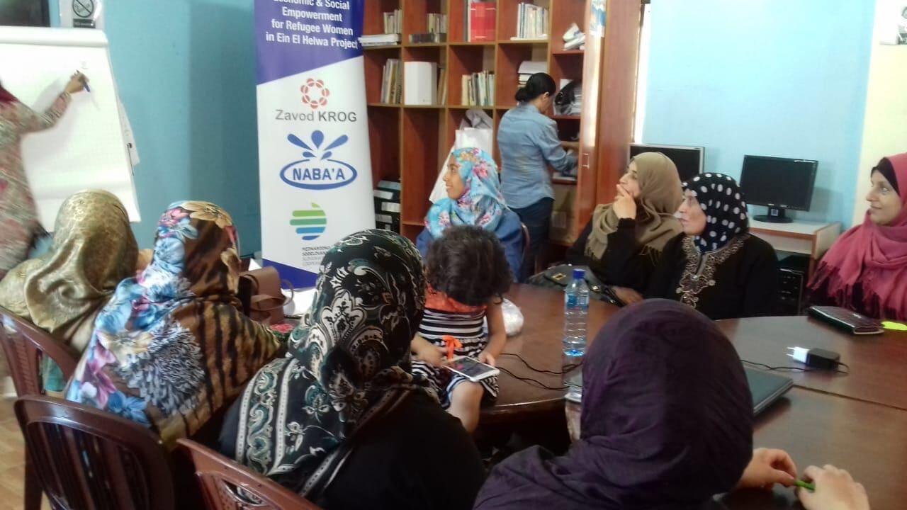 Nove aktivnosti Zavoda Krog v Libanonu in Jordaniji