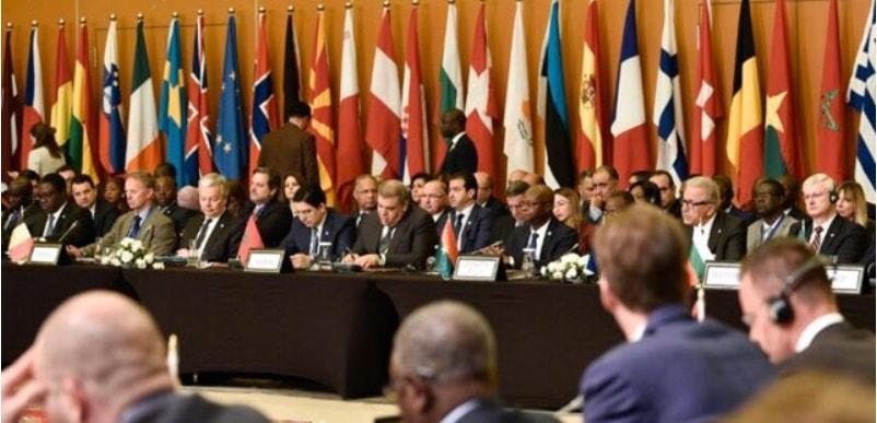 Marakeška deklaracija o migracijah in razvoju
