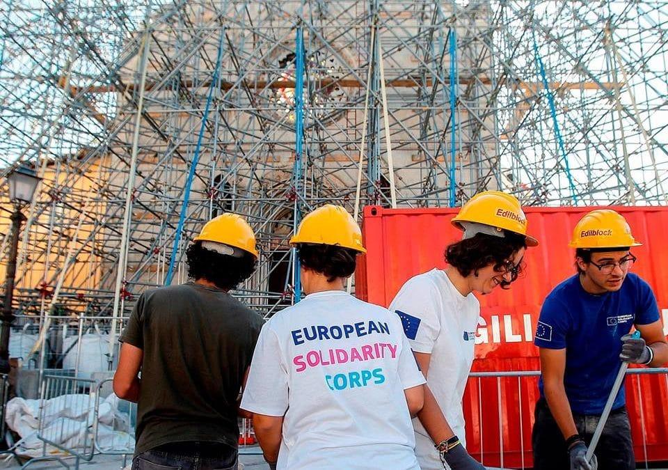 Evropska solidarnostna enota dobila nagrado za inovacije v politiki