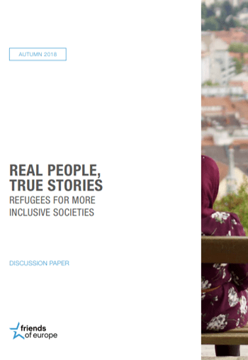 Zgodbe beguncev za bolj vključujoče družbe