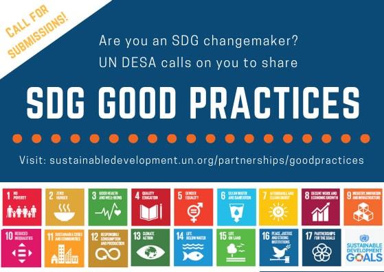 Poziv k oddaji prispevkov: Dobre prakse, zgodbe uspeha in naučene lekcije pri izvajanju ciljev trajnostnega razvoja
